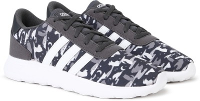ADIDASLace Running Shoes For Boys Grey