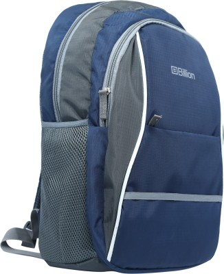 Billion 15.6 inch inch Expandable Laptop Backpack(Multicolor)