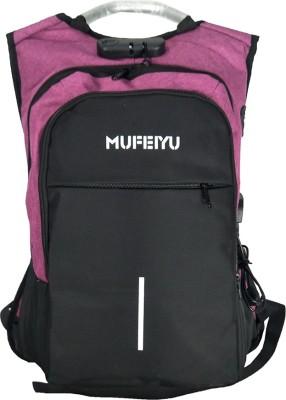 Armar 15.6 inch Expandable Laptop Messenger Bag Black
