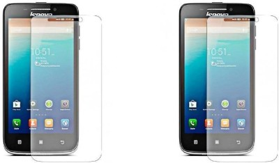 COZR Impossible Screen Guard for Lenovo S650(Pack of 2)
