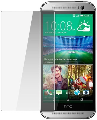 RockJon Impossible Screen Guard for Htc Desire M8(Pack of 1)