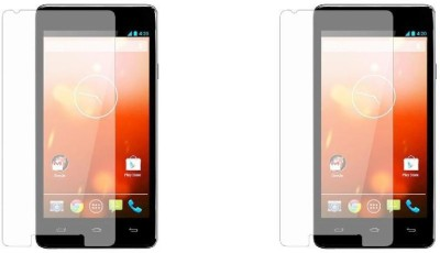 COZR Impossible Screen Guard for Karbonn Titanium Frames S7(Pack of 2)