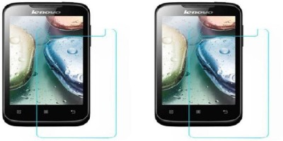 COZR Impossible Screen Guard for Lenovo A269I(Pack of 2)