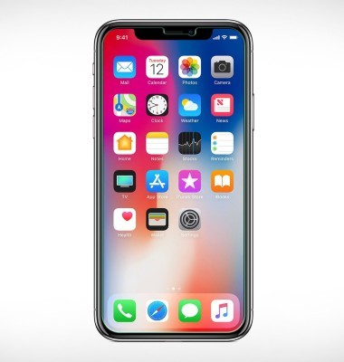 Mofi Edge To Edge Tempered Glass for Apple iPhone X(Pack of 1)