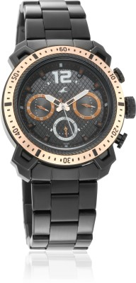 Fastrack 3193KM01 All Nighters Analog Watch - For Men