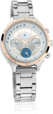 Fastrack All Nighters Analog Watch - For Women