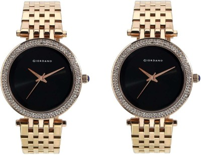 Giordano Gold400633 Analog Watch - For Women
