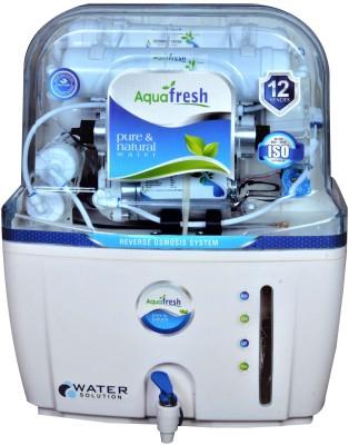 Aqua Fresh waterX Mineral+ro+uv+uf+tds 15 L 15 L RO + UV + UF + TDS Water Purifier(White, Blue)