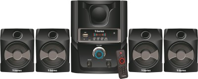 T-Series M-4010 4.1 Bluetooth Multimedia Speaker System 4.1 Home Cinema(AUDIO)