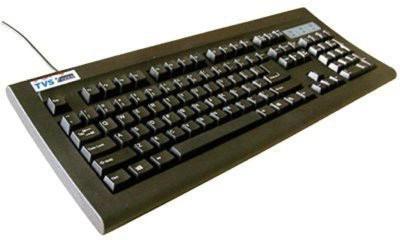 TVSE Gold Bharat Wired Wired USB Desktop Keyboard