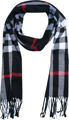 ZACHARIAS Checkered Men Muffler