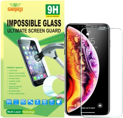 Shopsji Impossible Screen Guard for Samsung Galaxy Note 2(Pack of 1)
