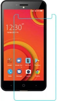 Rockjon Impossible Screen Guard for Realme C2(Pack of 1)