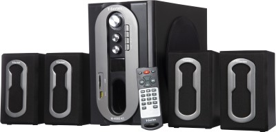 T-Series M4003BT 4.1 Bluetooth Multimedia Speaker System Black 36 W Bluetooth Home Theatre(Black, 4.1 Channel)