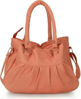 kts Women Tan Shoulder Bag