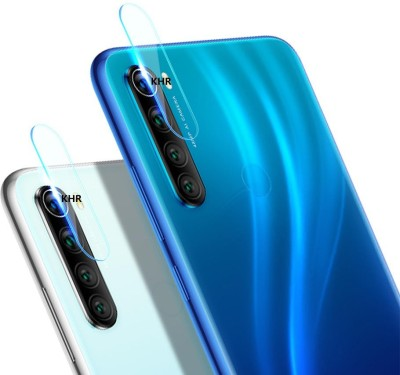 KHR Camera Lens Protector for Xiomi Redmi Note 8 / Mi Note 8 Shock Proof Camera Lens Guard Screen Guard HD Clear(Pack of 2)