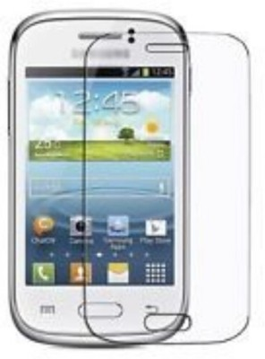BABBU MOBILE Impossible Screen Guard for Samsung Galaxy Young S6312(Pack of 1)