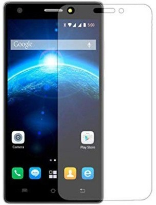 BABBU MOBILE Screen Guard for Lava A44(Pack of 1)