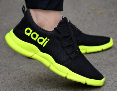 Aadi Running Shoes For Men(Black)