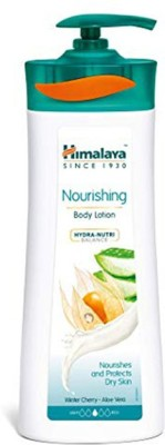 Himalaya Nourishing aloe vera Body Lotion 400 ml(400 ml)
