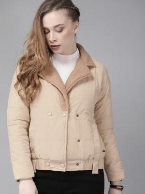 ROADSTER Full Sleeve Solid Women Jacket