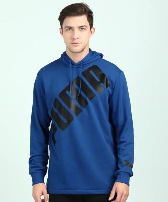 Campus Sutra Full Sleeve Solid Men Sweatshirt