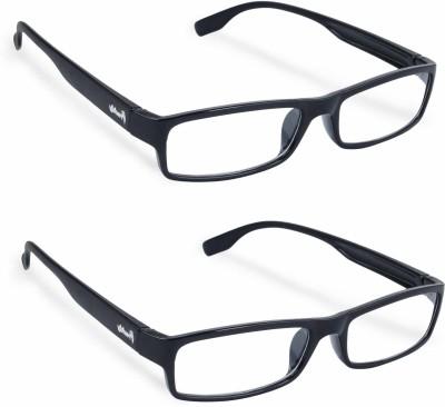Freddy Full Rim (+1.50) Rectangle Reading Glasses(51 mm)