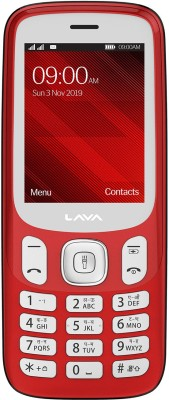 Lava A7(Red)