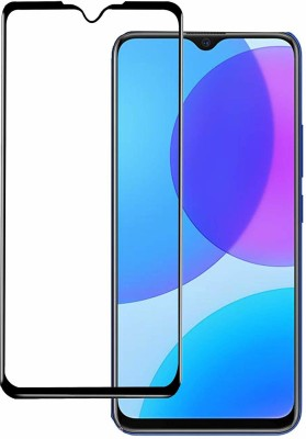LIKEDESIGN Edge To Edge Tempered Glass for VIVO U20(Pack of 1)