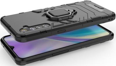 Wellpoint Back Cover for MI Redmi Note 7 Pro, Plain, Case, Cover(Black, Grip Case)