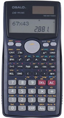 OSALO ASINB074J2SRZP Scientific Calculator(12 Digit)