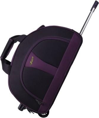 F GEAR 20 inch/50 cm 2391a Duffel Without Wheels Purple, Black F GEAR Duffel Bags