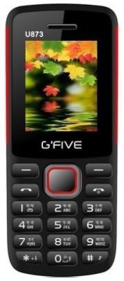 Gfive U873(Black&Red)
