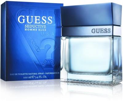 Guess Seductive Homme Blue Eau de Toilette  -  100 ml  (For Men)