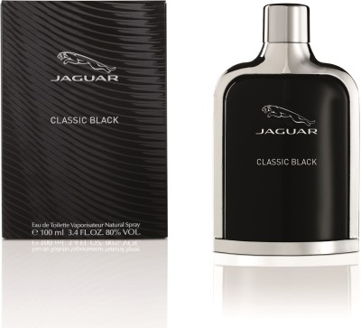 Jaguar Classic Black Eau de Toilette  -  100 ml(For Men)