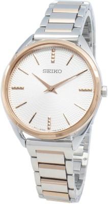 Seiko SWR034P1 Analog Watch - For Women