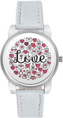 BigOwl 2007938303 RS3 S WHT Analog Watch   For Women BigOwl Wrist Watches