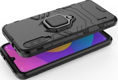 Wellpoint Back Cover for MI A3, Plain, Case, Cover, Redmi A3(Black, Grip Case)