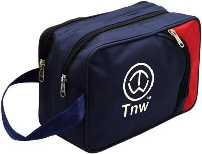 TnW Money Cash Bag Travel Toiletry Kit(Blue)