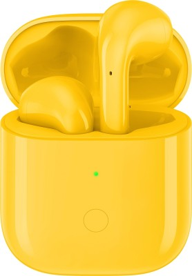 Realme Buds Air Bluetooth Headset(Yellow, True Wireless)