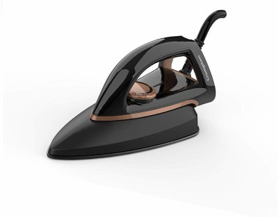 CROMPTON ACGEI-INSTAGLIDE 1000 W Dry Iron(BLACK AND BROWN)