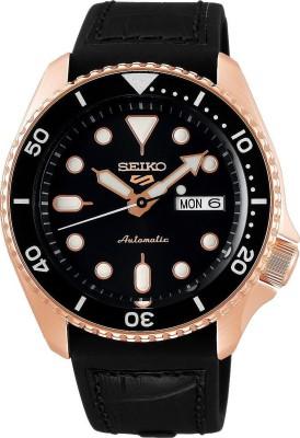 Seiko SRPD76K1 Analog Watch - For Men