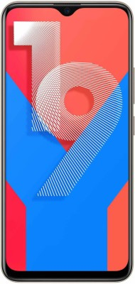 Vivo Y19 (Spring White, 128 GB)(4 GB RAM)