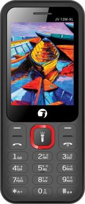 JIVI 12M-XL(Black Red)