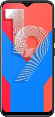 Vivo Y19 (Magnetic Black, 128 GB)(4 GB RAM)