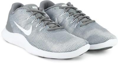 Nike FLEX 2018 RN Running Shoe For Men(Grey) 1