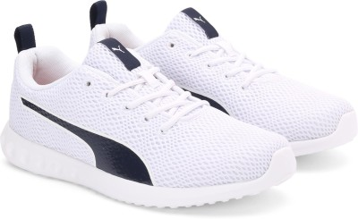 Puma Dwane IDP Walking Shoes For Men(White)
