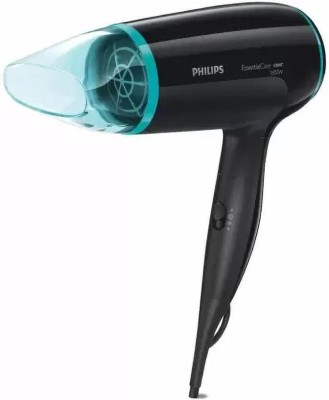 Philips New Series with BHD 007 and stylish Design Hair Dryer(1800 W, Black)