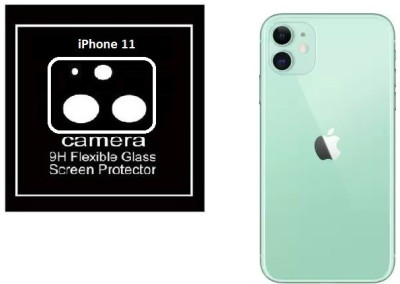 ISAAK Camera Lens Protector for iPhone 11(Pack of 1)