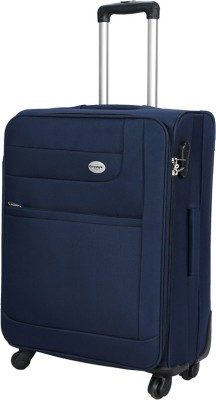 Eurostyle 7061 BL 22 Expandable Cabin Luggage   22 inch Blue